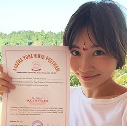 Ayaka Matsumotoさん