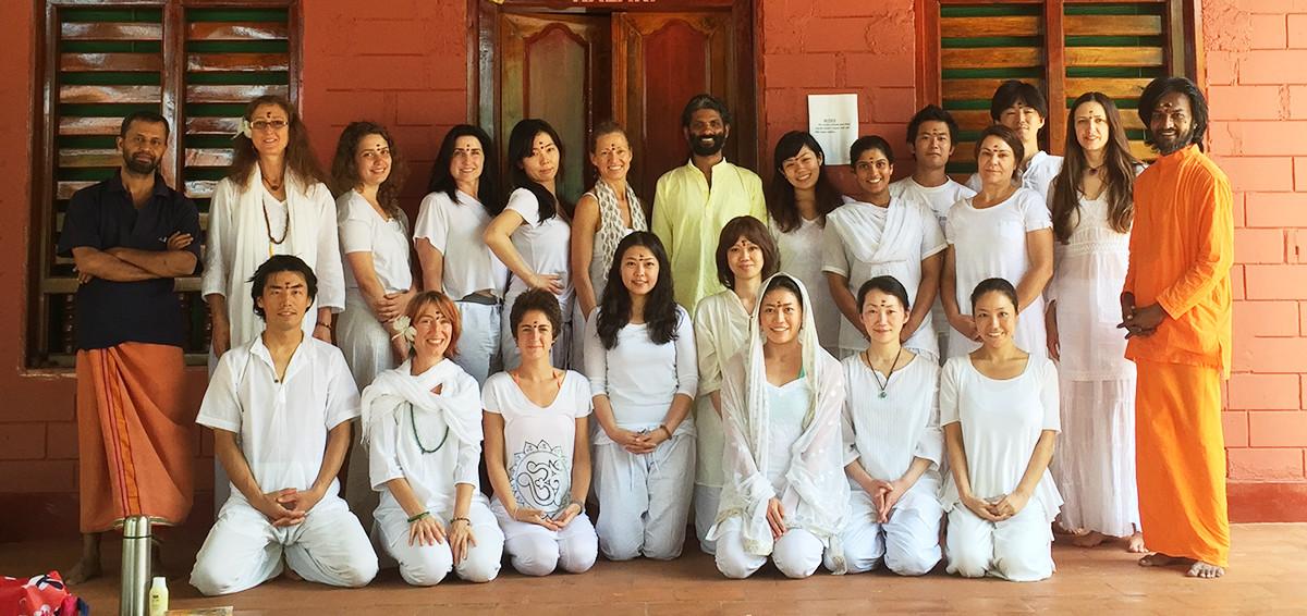 南インドでヨーガ留学